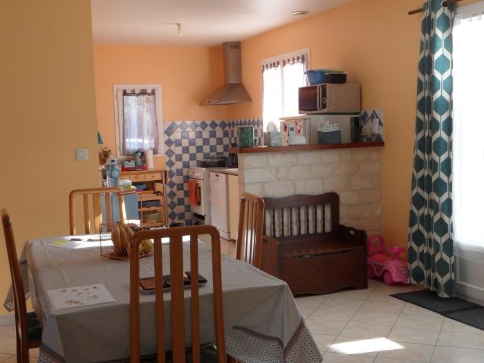 Location Maison 4 pièces Fresnes (41700) - PROCHE BOURG