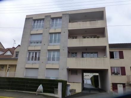 Location Appartement 3 pièces Châlons-en-Champagne (51000) - 22 rue sabathier