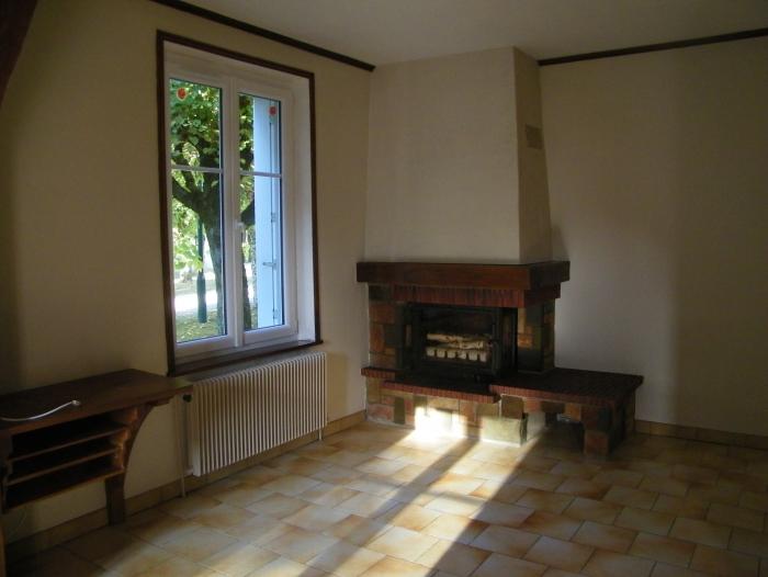 Location Maison avec jardin 4 pièces Fresnes (41700)