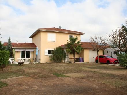 Location Maison 4 pièces Saint-Sauveur (38160)