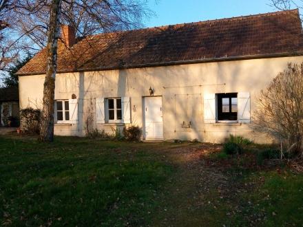 Location Maison ancienne 5 pièces Orgerus (78910)