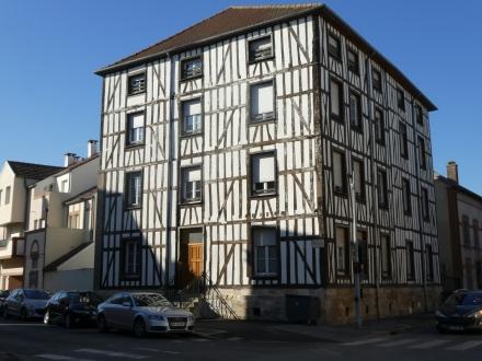 Location Appartement 2 pièces Châlons-en-Champagne (51000) - 9 rue de fagnieres