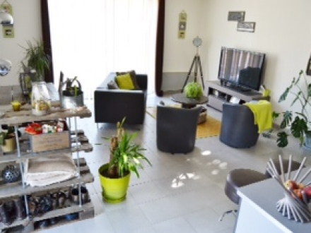 Location Appartement 5 pièces Roaillan (33210) - Centre Bourg