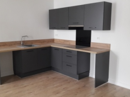 Location Appartement 2 pièces Langon (33210) - LANGON CENTRE