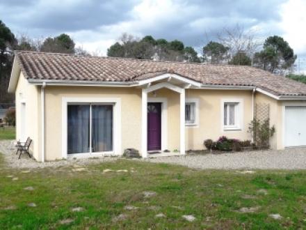 Location Maison 4 pièces Roaillan (33210) - Centre Bourg