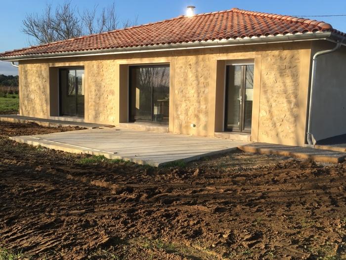 Location Maison 4 pièces Coimères (33210)
