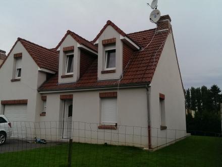 Location Maison avec jardin 5 pièces Louvroil (59720)