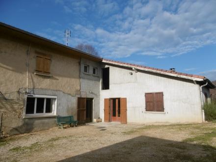 Location Maison 4 pièces Saint-Vérand (38160)
