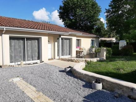 Location Maison 5 pièces Roaillan (33210) - Centre Bourg