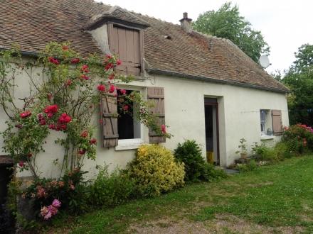 Location Maison ancienne 2 pièces Garancières (78890)