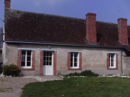Location Maison avec jardin 4 pièces Valaire (41120)