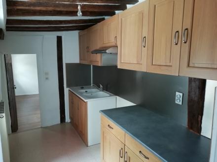 Location Appartement 3 pièces Conches-en-Ouche (27190) - CENTRE VILLE
