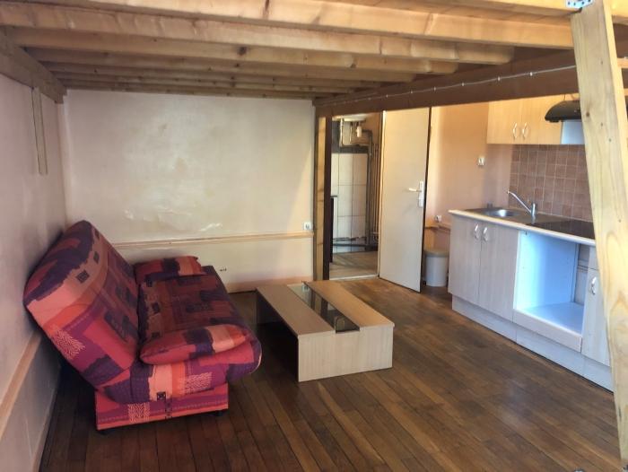 Location Appartement 1 pièces Villefranche-sur-Saône (69400)