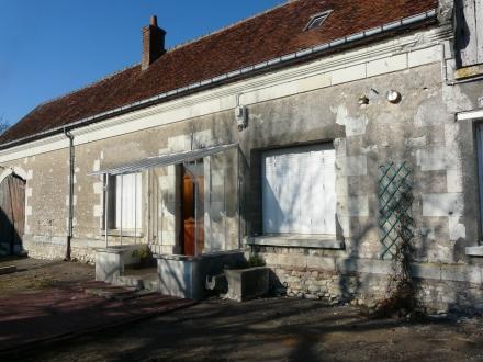 Location Maison avec jardin 2 pièces Bléré (37150)