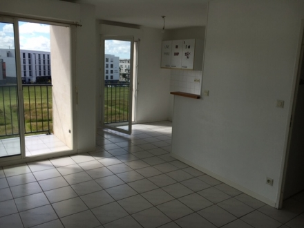 Location Appartement 2 pièces Caen (14000) - La Folie Couvrechef
