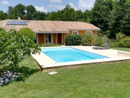 Location Maison 5 pièces Roaillan (33210) - Quartier calme