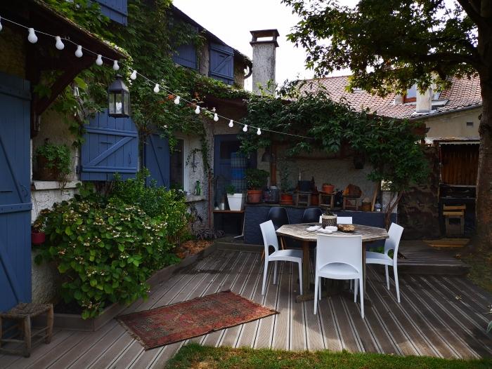 Location Maison ancienne 5 pièces Jouars-Pontchartrain (78760)