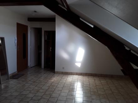 Location Appartement 2 pièces  () - BLOIS centre ville