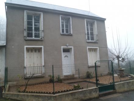 Location Maison avec jardin 3 pièces Limeray (37530)
