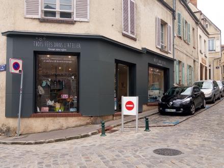 Location Boutique 1 pièces Montfort-l'Amaury (78490)