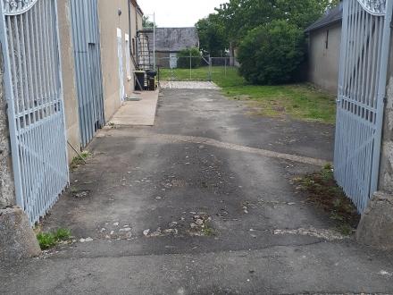 Location Appartement 2 pièces Bazoches-les-Gallerandes (45480)