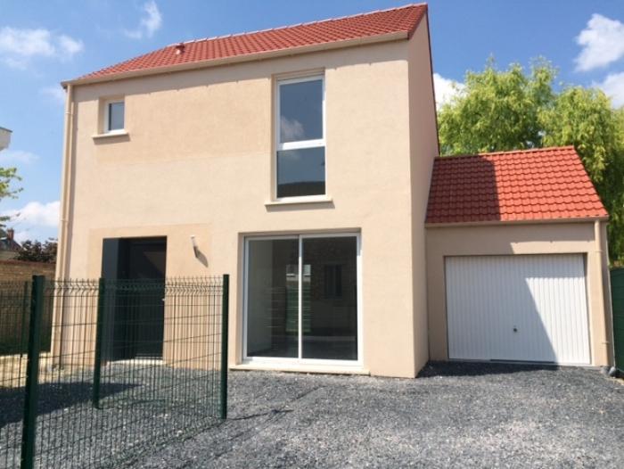 Location Maison 4 pièces Reims (51100) - courcy