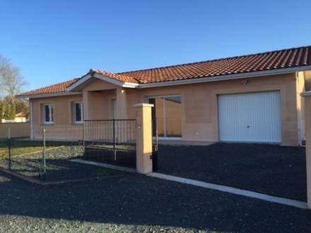 Location Maison 4 pièces Léogeats (33210) - Quartier calme