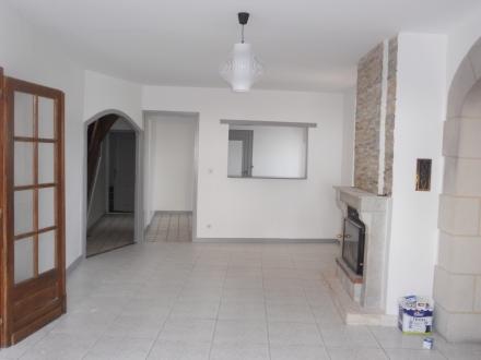 Location Maison 6 pièces La Réole (33190) - QUARTIER DU PONT