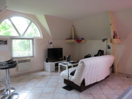 Location Appartement 2 pièces Huisseau-sur-Cosson (41350) - Huisseau sur Cosson