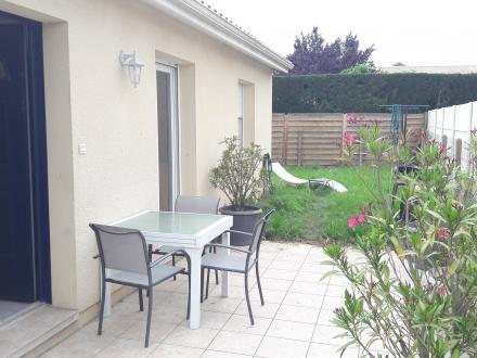Location Maison 3 pièces Preignac (33210) - Lotissement
