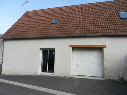 Location Maison 3 pièces Contres (41700) - calme