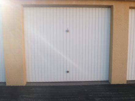 Garage en résidence sécurisée