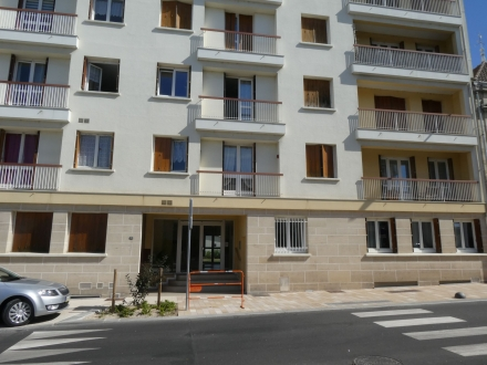 Location Appartement 2 pièces Saint-Memmie (51470) - av Jacques Simon