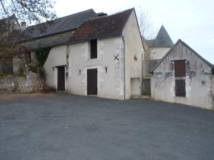 Location Maison 3 pièces AZAY-SUR-INDRE () - AZAY-SUR-INDRE