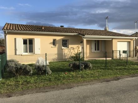 Location Maison 4 pièces Portets (33640)