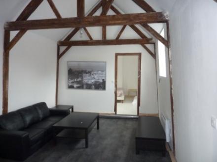 Location Appartement 2 pièces  (59400) - 3bis rue des juifs, 2éme étage