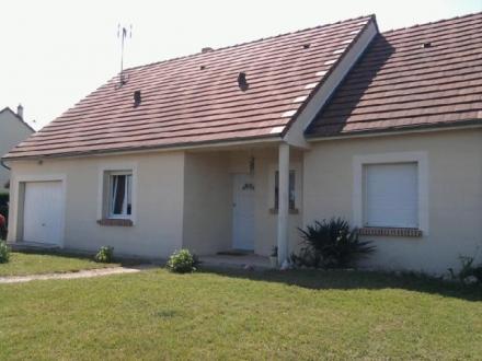 Location Maison avec jardin 4 pièces Cheverny (41700)
