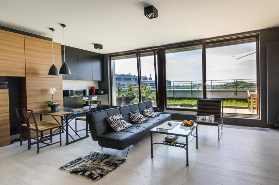 appartement avec terrasse t2 louer boulogne