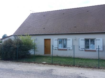 Location Maison 4 pièces Contres (41700)