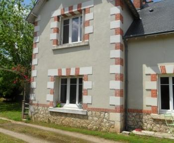 Location Maison avec jardin 4 pièces Contres (41700) - au calme