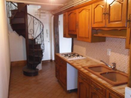 Location Appartement avec terrasse 4 pièces Bar-le-Duc (55000) - Ville Haute