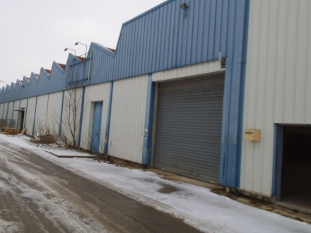 Location Local industriel  pièces Tronville-en-Barrois (55310)
