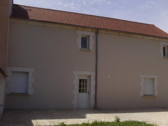 Location Maison avec jardin 4 pièces Mont-près-Chambord (41250)