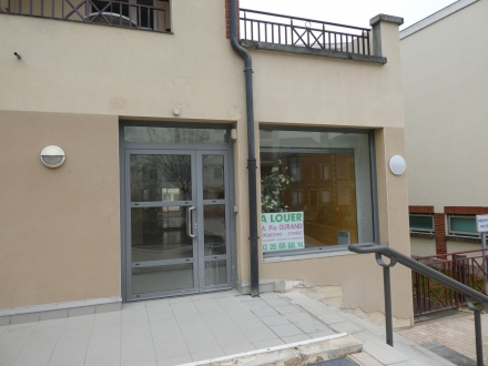 Location Local commercial 1 pièces Saint-Memmie (51470) - St Memmie