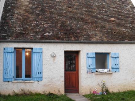 Location Maison ancienne 2 pièces Boissy-sans-Avoir (78490)