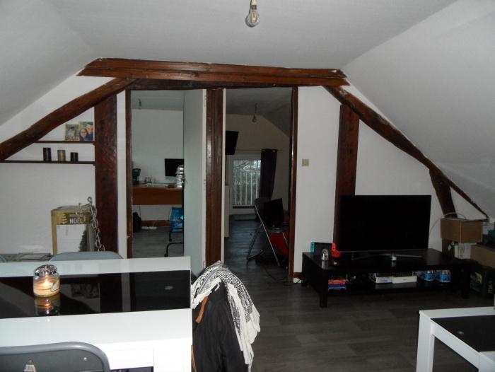 Location Appartement 3 pièces Fresnes (41700) - CENTRE BOURG