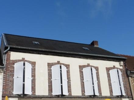 Location Appartement 3 pièces Orgerus (78910)