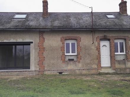 Location Maison avec jardin 4 pièces Château-Renault (37110)