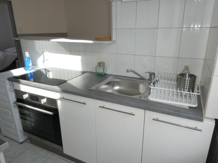 Location Appartement meublé 2 pièces Châlons-en-Champagne (51000) - rue de la Charrière