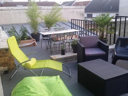 Location Appartement 2 pièces Reims (51100) - POMMERY